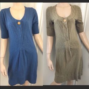 Two territory ahead cotton dress small